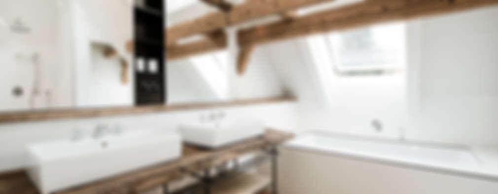 Baños de estilo clásico por BUERO PHILIPP MOELLER