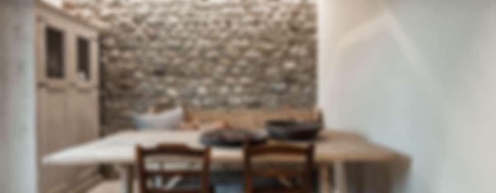 A Caccia di Idee: 36 Spettacolari Pareti In Pietra e con Mattoni A Vista