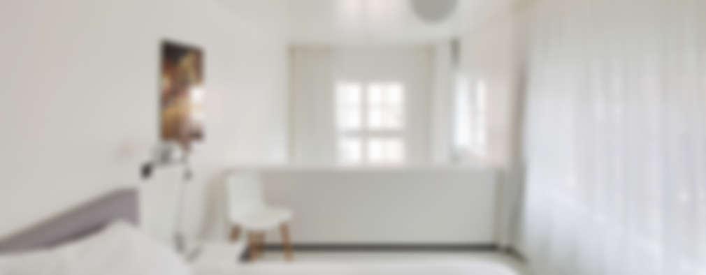 Wiel Arets Architects: modern tarz Yatak Odası