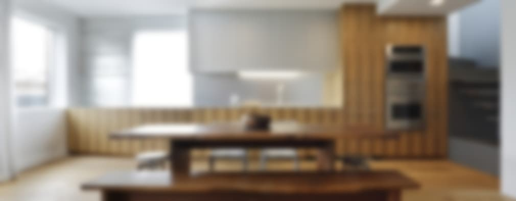 Cocinas de estilo moderno por Slade Architecture