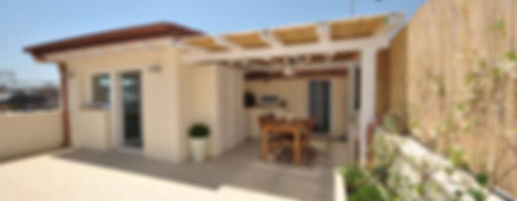 Las mejores ideas para tener una terraza en la azotea ya for Modelos de terrazas en azoteas