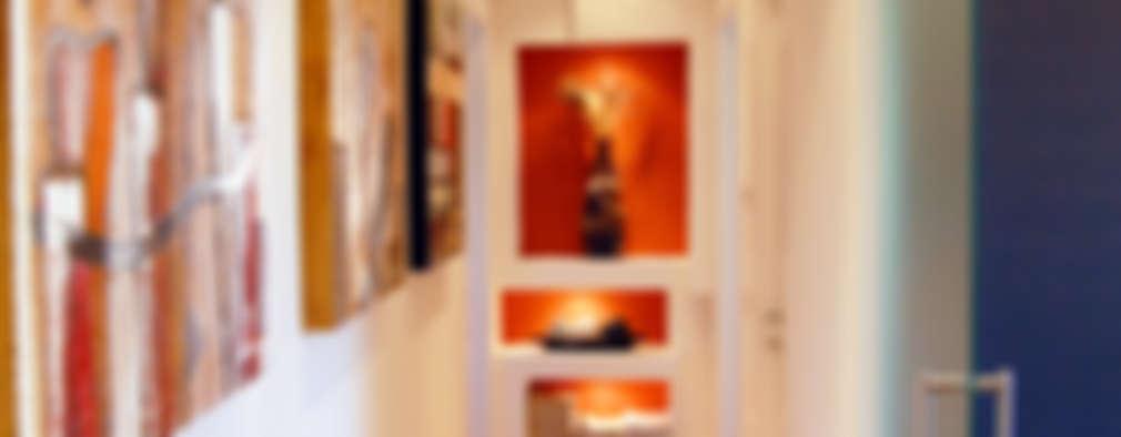 الممر والمدخل تنفيذ Studio Sabatino Architetto