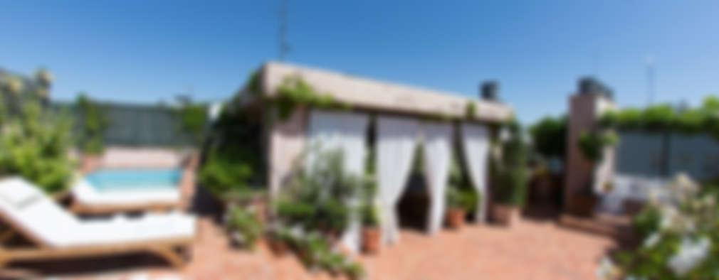 بلكونة أو شرفة تنفيذ Bernadó Luxury Houses