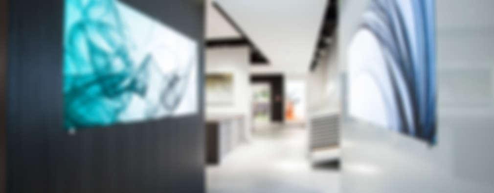 Oficinas y tiendas de estilo  por Foschi & Nolletti Architetti
