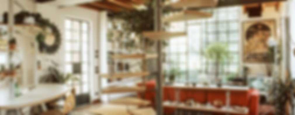 Salon de style de style eclectique par orlandini design sas