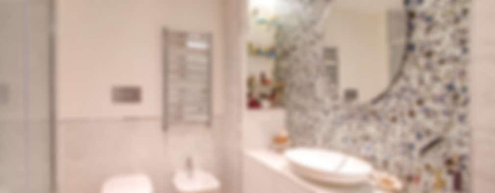 حمام تنفيذ MOB ARCHITECTS