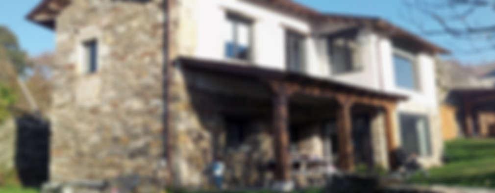 Дома в . Автор – arquitectura SEN MÁIS