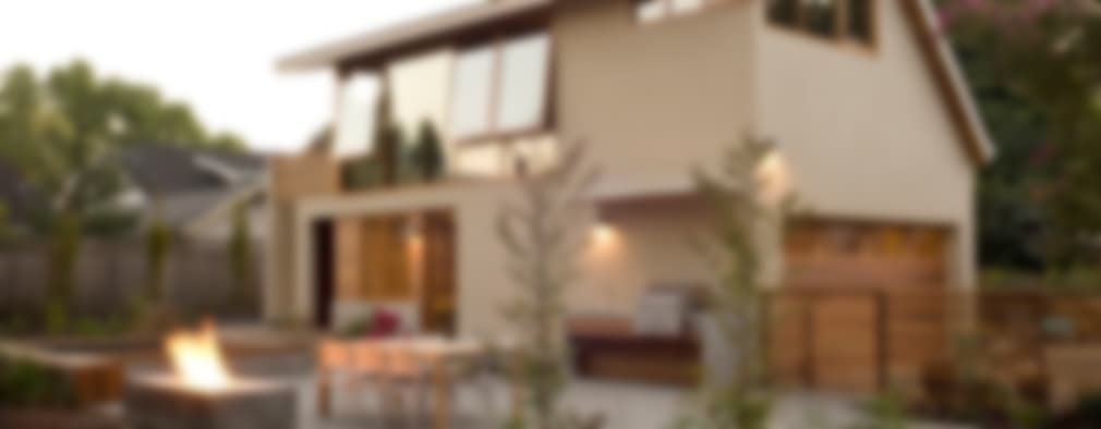 Casas de estilo moderno por PATH Architecture