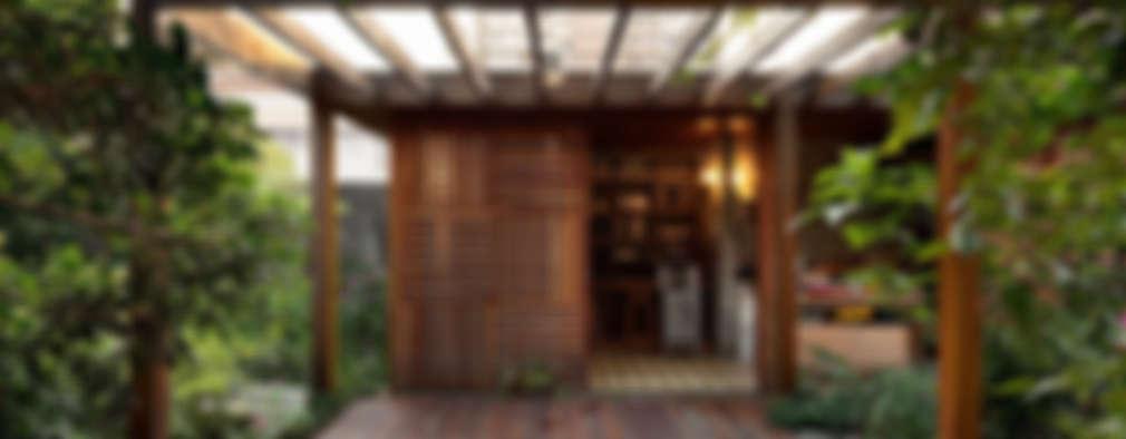 住宅 by ODVO Arquitetura e Urbanismo