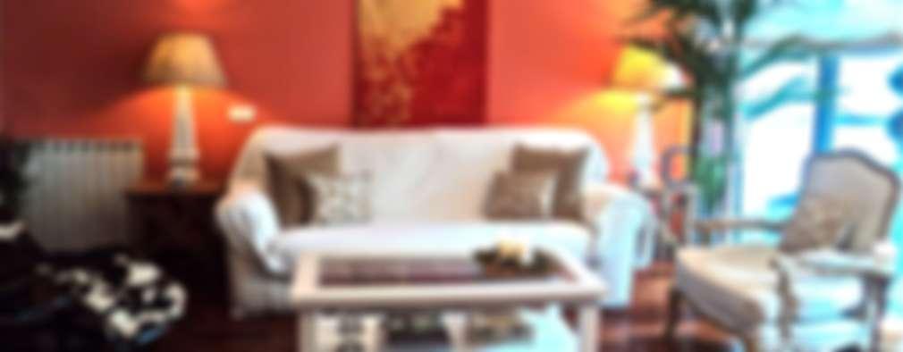 Phòng khách by Feng Shui Cristina Jové