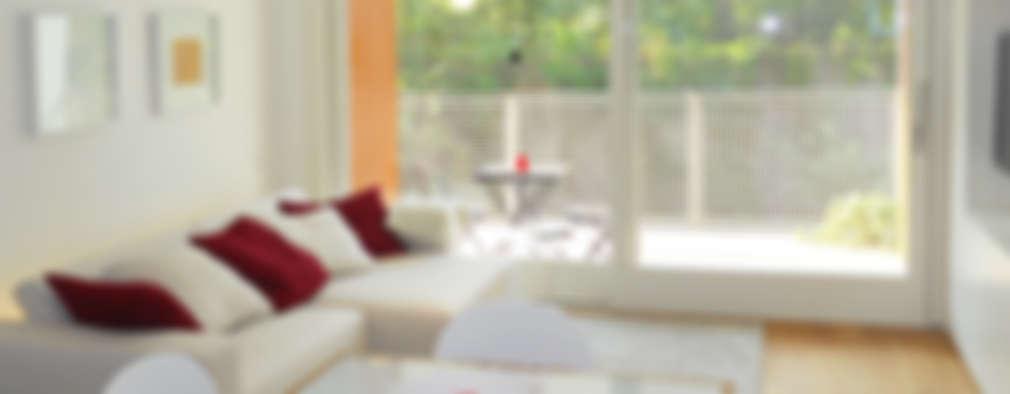 Rimodernare il soggiorno 5 colori per 5 idee da copiare - Idee schilderij living ...