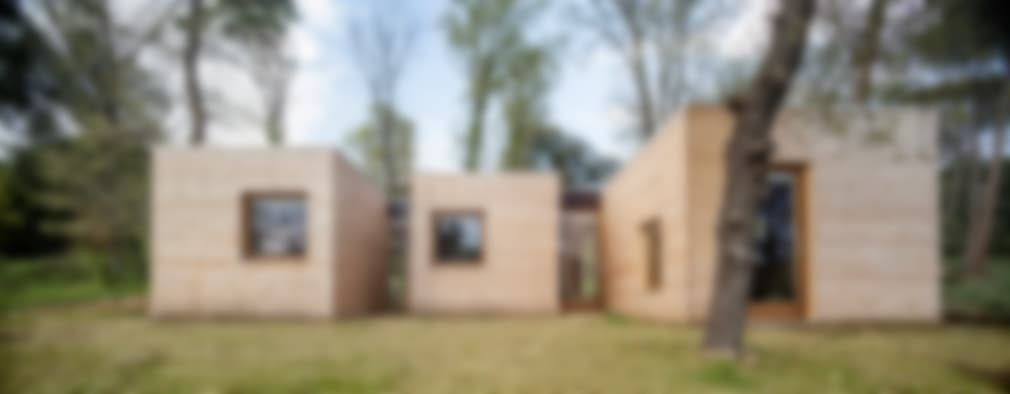 Alventosa Morell Arquitectes의  주택