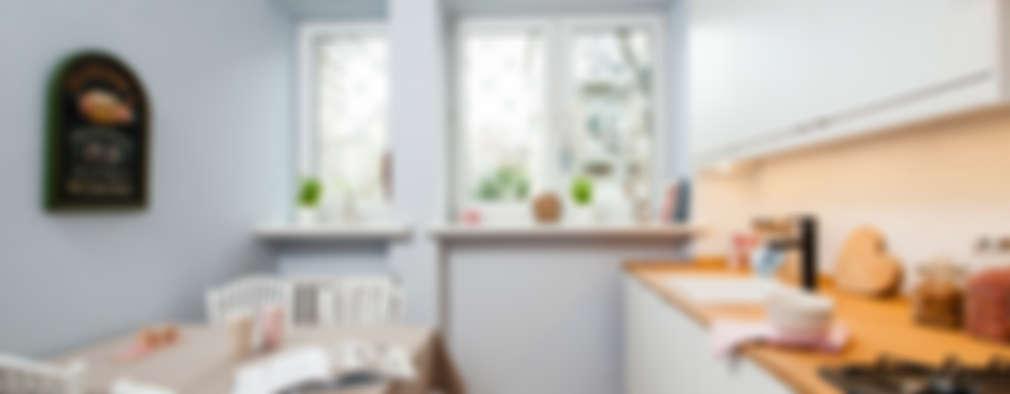 Cocinas de estilo escandinavo por Better Home