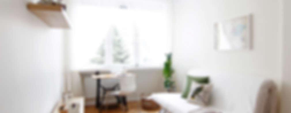 scandinavian Bedroom by Better Home