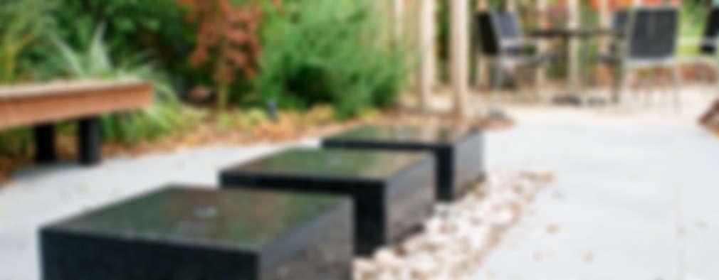 庭院 by Rosemary Coldstream Garden Design Limited