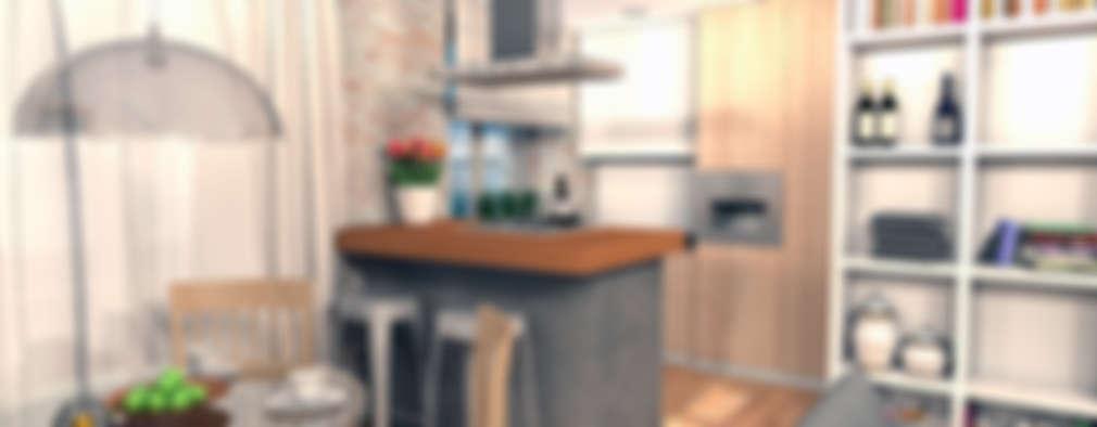 15 kleine Küchen, die perfekt in kleine Häuser passen