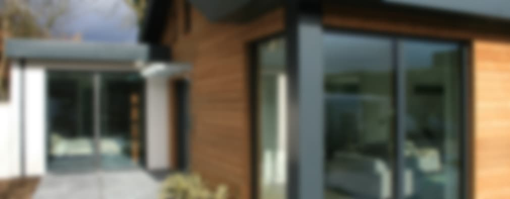 Casas de estilo moderno por build different
