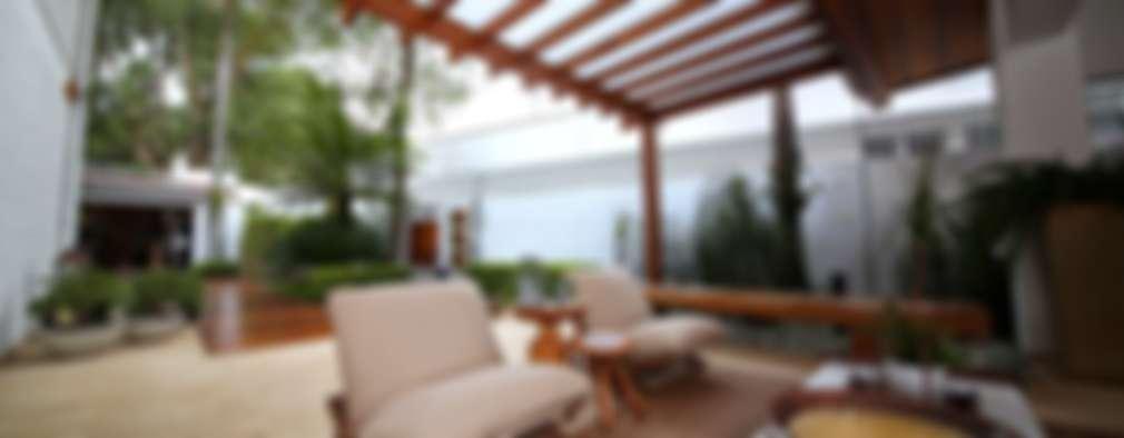 Patios & Decks by MeyerCortez arquitetura & design