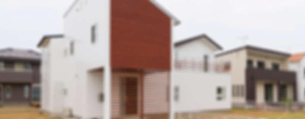 房子 by 吉田裕一建築設計事務所