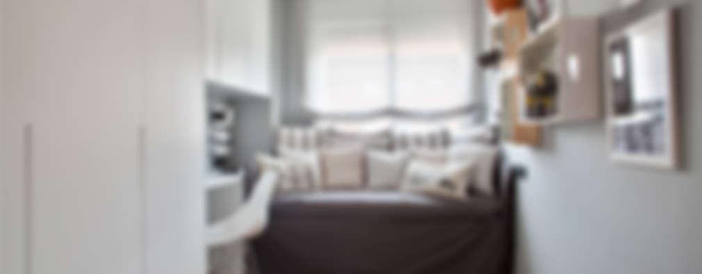 scandinavian Nursery/kid's room by Dröm Living