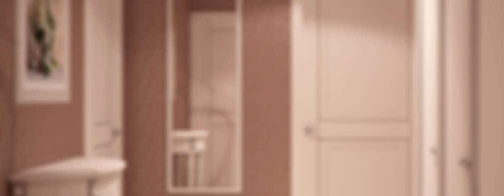 Corridor & hallway by Универсальная история