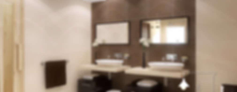 Baño : Baños de estilo  por Spazio3Design