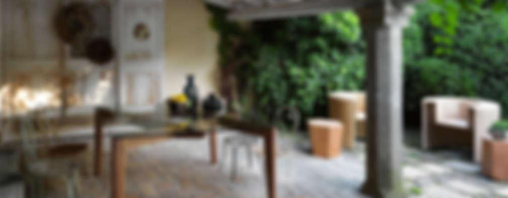 24 Idee per la Veranda e il Terrazzo