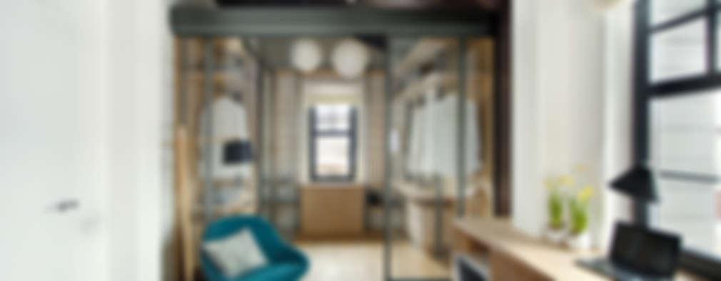 scandinavian Dressing room by ZE|Workroom studio