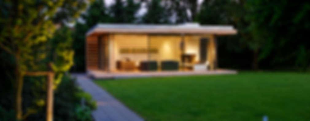 Jardines de estilo moderno por Stockhausen Fotodesign