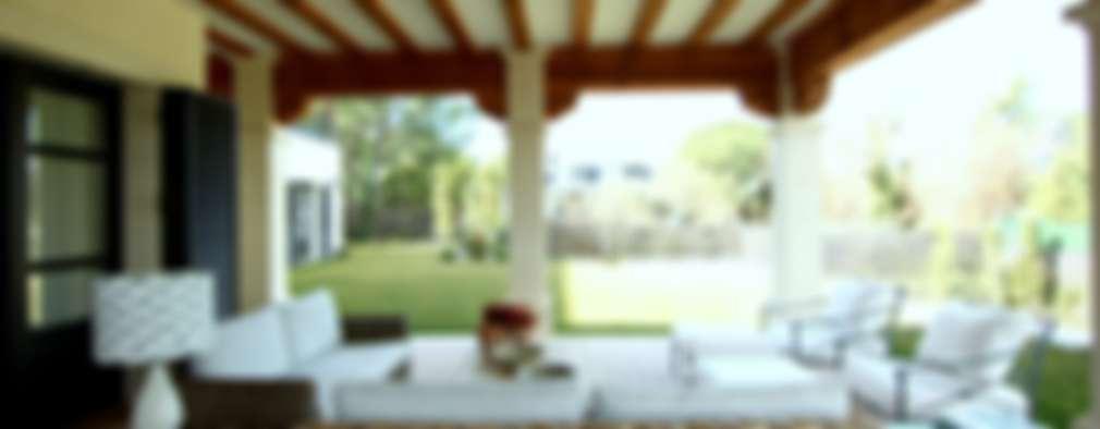 Porches y pérgolas de madera: ¡10 diseños diferentes!