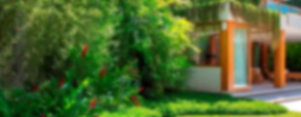 Jardines de estilo topical por Landscape Paisagismo