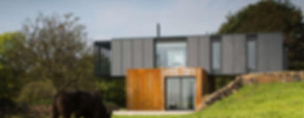 modern Houses by Patrick Bradley Architects