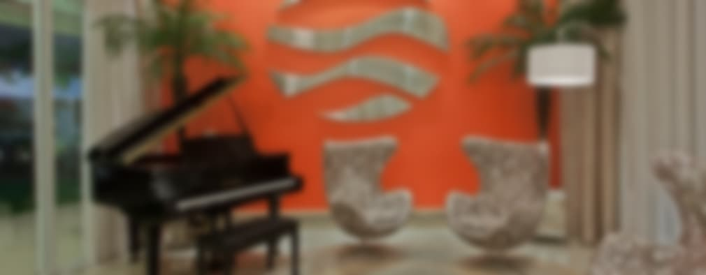 modern Living room by Arquiteto Aquiles Nícolas Kílaris