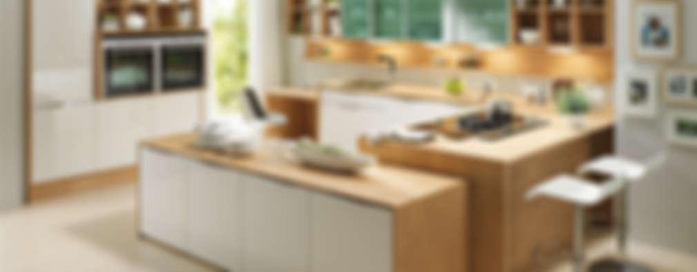 廚房 by DanKüchen Studio Hengelo