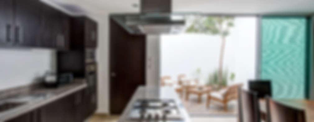 مطبخ تنفيذ Grupo Arquidecture