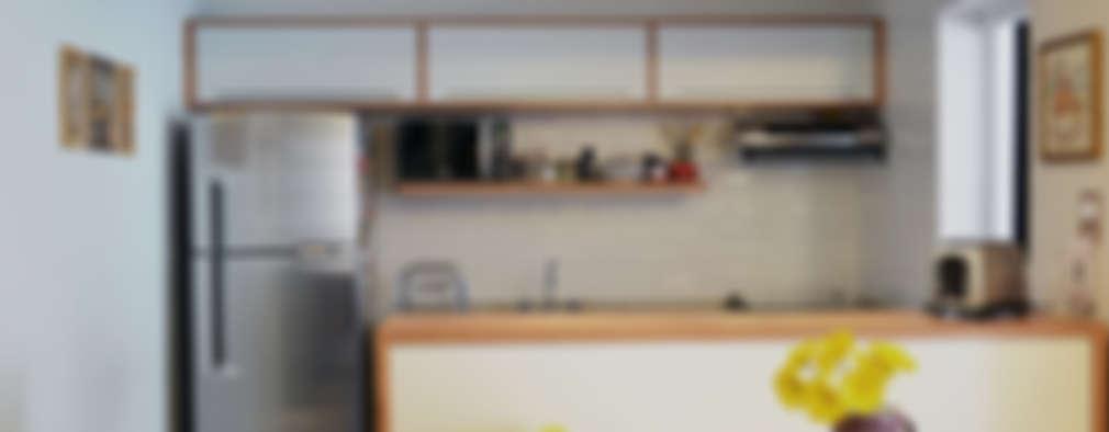 廚房 by Mmaverick Arquitetura