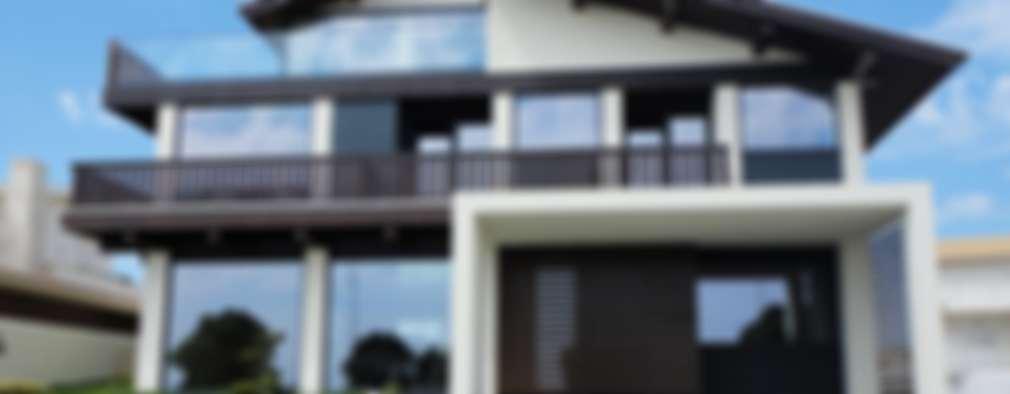 บ้านและที่อยู่อาศัย by GAAPE - ARQUITECTURA, PLANEAMENTO E ENGENHARIA, LDA