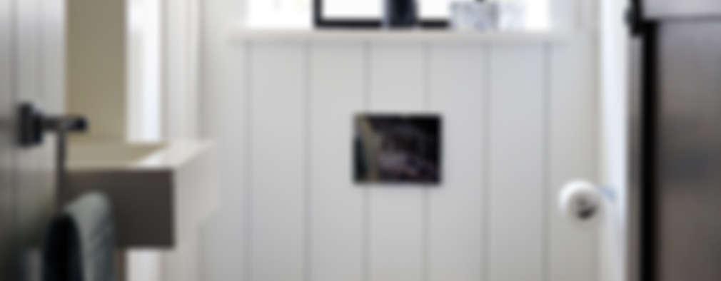 حمام تنفيذ Studio Duggan