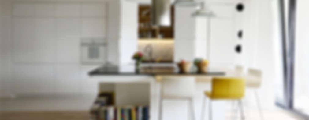 Cocinas de estilo escandinavo por Devangari Design