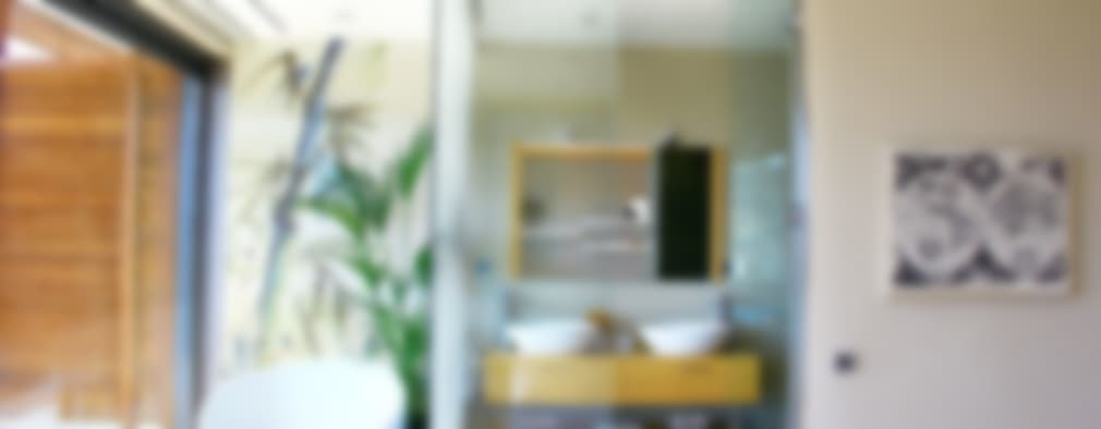 ARTHUR&MILLER – ZEN BODRUM: modern tarz Banyo