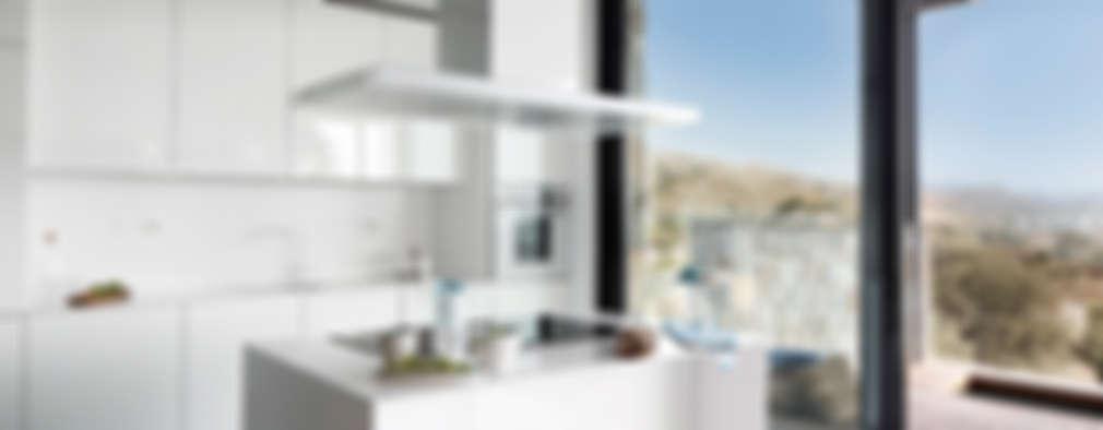 modern Kitchen by Engel & Völkers Bodrum