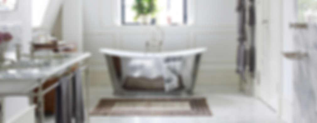 Baños de estilo  por Drummonds Bathrooms