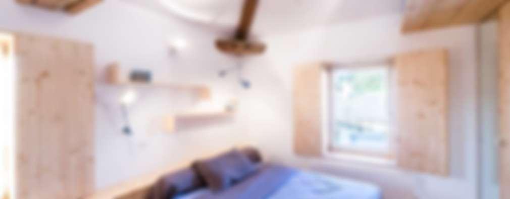 Come progettare la tua camera da letto in mansarda - Progettare la camera ...