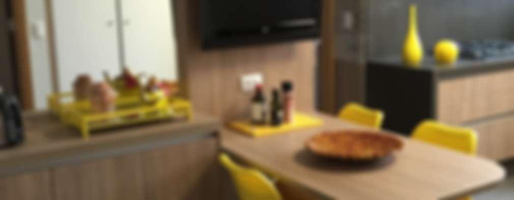 15 cocinas con penínsulas que te van a inspirar si tu casa es chiquita