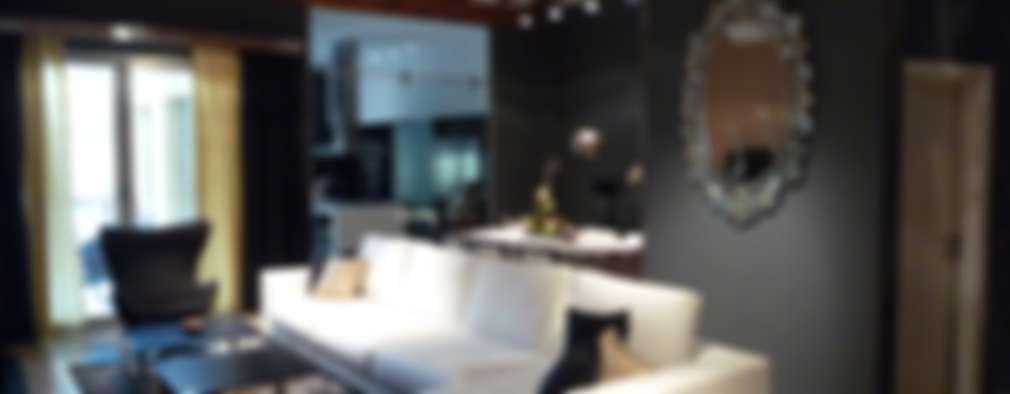 Livings de estilo moderno por Aris & Paco Camús
