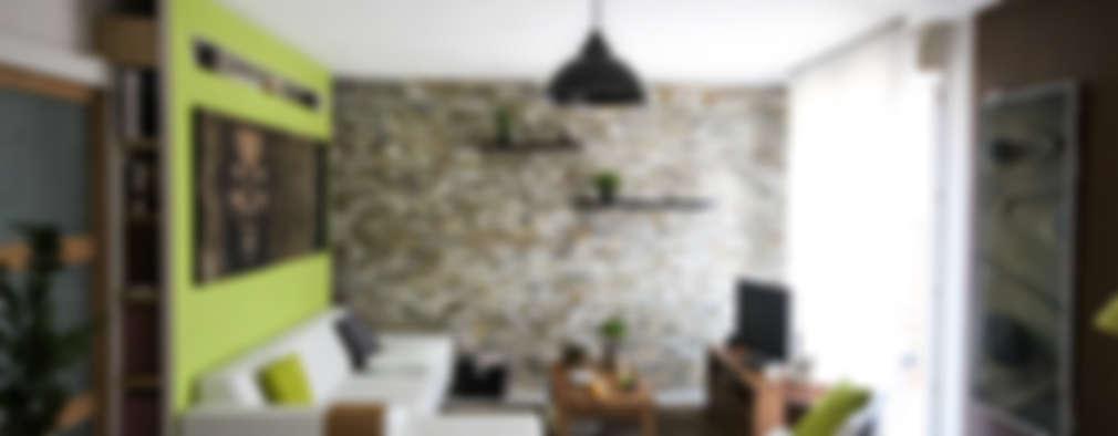 9 perfecte woonkamers die je graag wil kopi ren. Black Bedroom Furniture Sets. Home Design Ideas