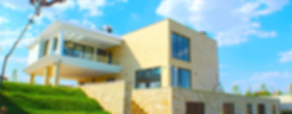 Ayzen Dizayn Mimarlık – Yapı Fotoğrafları-Dış: modern tarz Evler