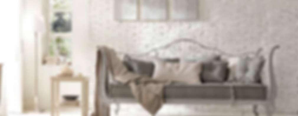 27 interni shabby chic irresistibili da copiare for Case in stile cottage sulla spiaggia