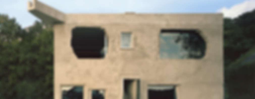 minimalistic Houses by Brandlhuber+ Emde, Schneider