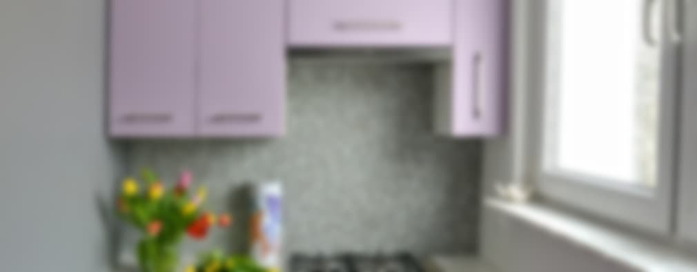 modern Kitchen by DoMilimetra